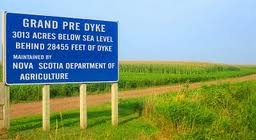 The Grand Pre Dykes